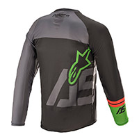 Alpinestars Youth Racer Compass 2021 Jersey Black Kid