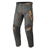 Alpinestars Youth Racer Compass Pants Orange Kid