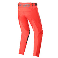 Alpinestars Youth Racer Compass Pants Red Kid