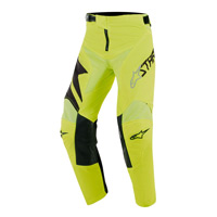 Alpinestars Youth Racer Factory Pants 2019 Yellow Black Kinder