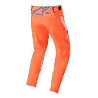 Alpinestars Youth Racer Tech 2020 Pants Orange Kinder