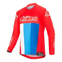 Alpinestars Youth Racer Venom Jersey 2019 Red Kinder