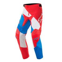 Alpinestars Youth Racer Venom Pants 2019 Rosso Bimbo