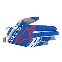 Alpinestars Youth Radar Glove Blu Bimbo