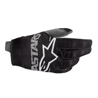 Alpinestars Youth Radar 2020 Gloves Black Kinder