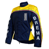 Brema Trofeo 2 Jacket Navy Yellow