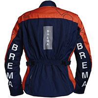 Brema Trofeo 2 Jacket Navy Orange