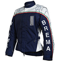 Brema Trofeo 2 Jacket Navy White