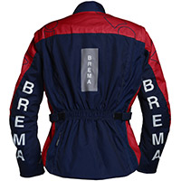 Brema Trofeo 2 Jacket Navy Red