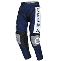 Brema Trofeo 2 Pants Navy White