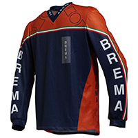 Brema Trofeo 2 Sw Jersey Navy Orange
