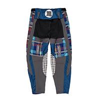 Brema Trofeo Chequered Pants Blue