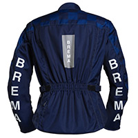 Brema Trofeo Chess Jacket Blue Navy