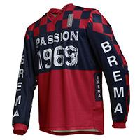 Maglia Cross Brema Trofeo Chess Passion Sw Rosso
