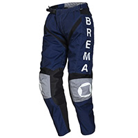 Pantaloni Brema Trofeo Uni Navy
