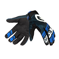 Eleveit X Legend Gloves Blue White