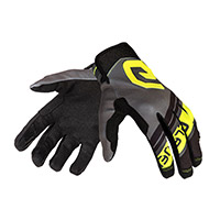 Eleveit X Legend Gloves Grey Yellow