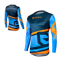Maillot Eleveit X Legend Bleu Orange