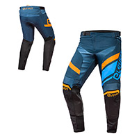 Eleveit X Legend Pants Blue Orange