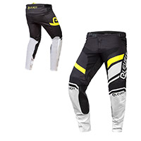 Eleveit X Legend Pants Black White Yellow