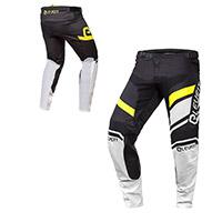 Pantalon Eleveit X Legend Noir Blanc Jaune