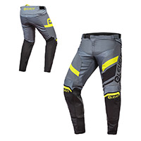 Eleveit X Legend Pants Grey Black Yellow