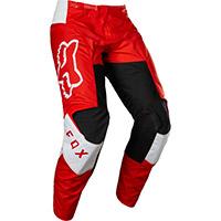 Pantaloni Fox 180 Lux Rosso Fluo