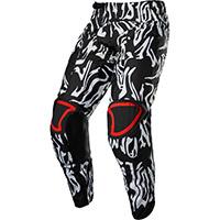 Pantaloni Fox 180 Peril Nero Rosso