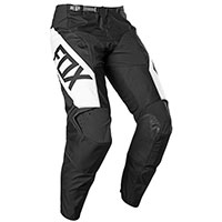 Pantalones Fox 180 Revn negro blanco