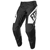 Pantaloni Fox 180 Revn Nero Bianco