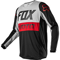 Fox 180 Fyce Mx Jersey Gray