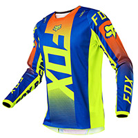 Fox 180 Oktiv Jersey Blue