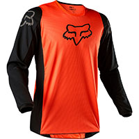 Fox 180 Prix Mx Jersey Fluo Orange