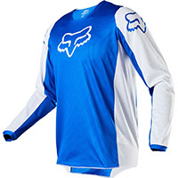 Fox 180 Prix Mx Jersey Blue