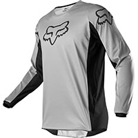 Fox 180 Prix Mx Jersey Grey