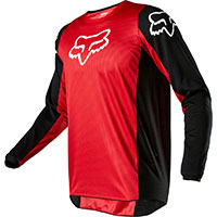 Fox 180 Prix Mx Jersey Red