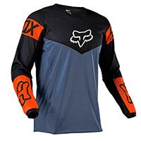 Camiseta Fox 180 Revn azul steel