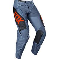 Pantaloni Fox 180 Revn Blu Steel