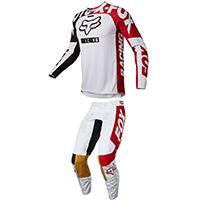 Fox 360 Paddox Combo Red Black White