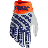 Fox 360 Mx Gloves Fluorescent Orange