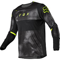 Fox 360 Haiz Mx Jersey Black