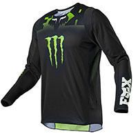 Camiseta Fox 360 Monster negro
