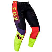 Pantaloni Fox 360 Voke Giallo Fluo
