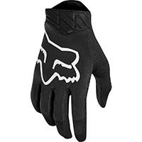Fox Airline Mx Gloves Black