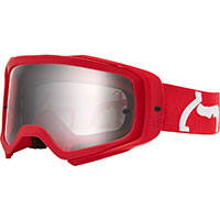 Fox Airspace 2 Prix Goggle Red