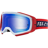 Fox Airspace 2 Simp Goggle Spark Lens Blue Red
