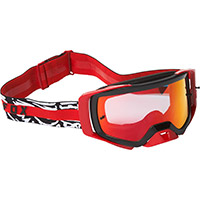 Fox Airspace Peril Spark Goggle Red Fluo