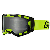 Fox Airspace Stray Goggle Yellow Fluo