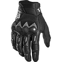 Fox Bomber Gloves Black