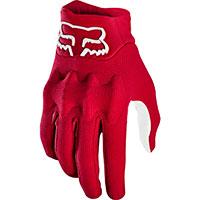 Fox Bomber Lt Gloves Red
